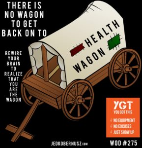 There Is No Wagon