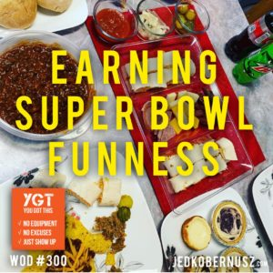 Earning Super Bowl Funness