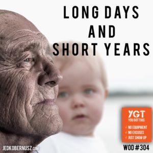 Long Days And Short Years