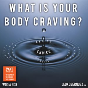 What Is Your Body Craving