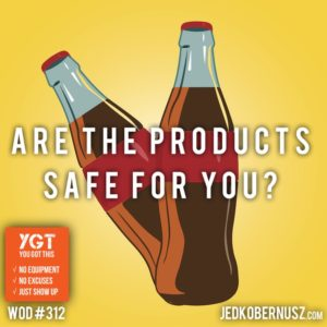 Are The Products Safe For You