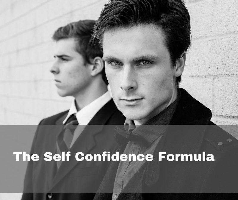 The Self Confidence Formula