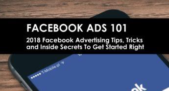 Facebook Advertising 2018 Tutorial