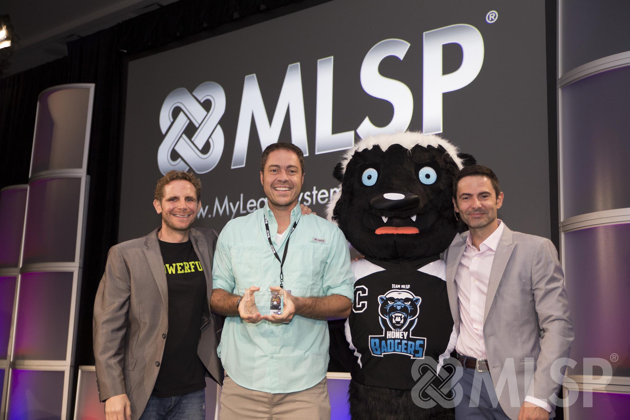 Brian Garcia Live - MLSP Leader
