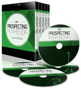 My Prospecting Playbook