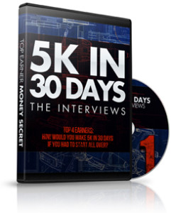 5K in 30 Days - The Interviews