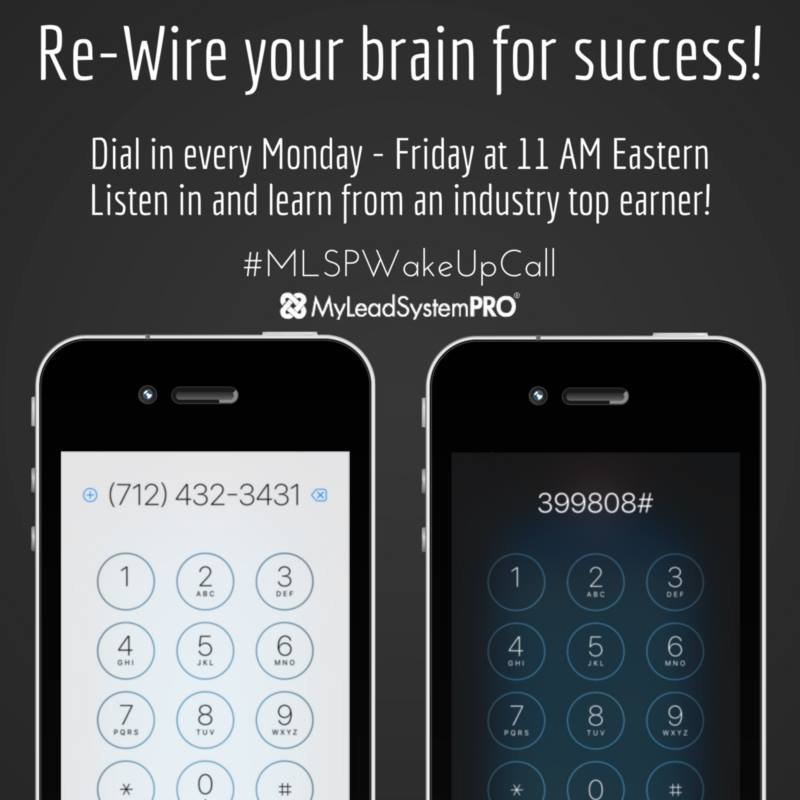 MLSP Daily Wake Up Call