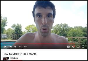 Kyle YouTube 10K