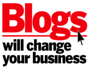 Blogs Changes Business