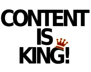 content is king network marketing training