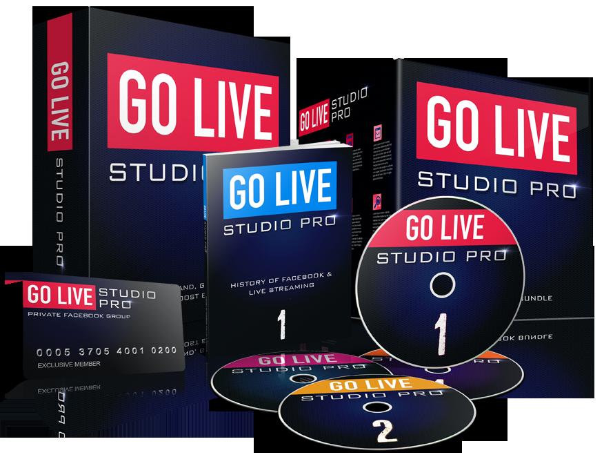 Facebook Live - Go Live Studio