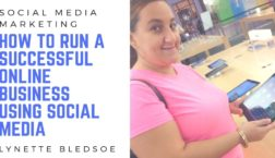 Social Media Marketing - How To Run A Successful Online Business Using Social Media