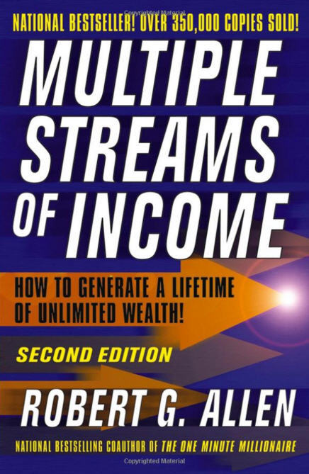 multiple streams of income-online