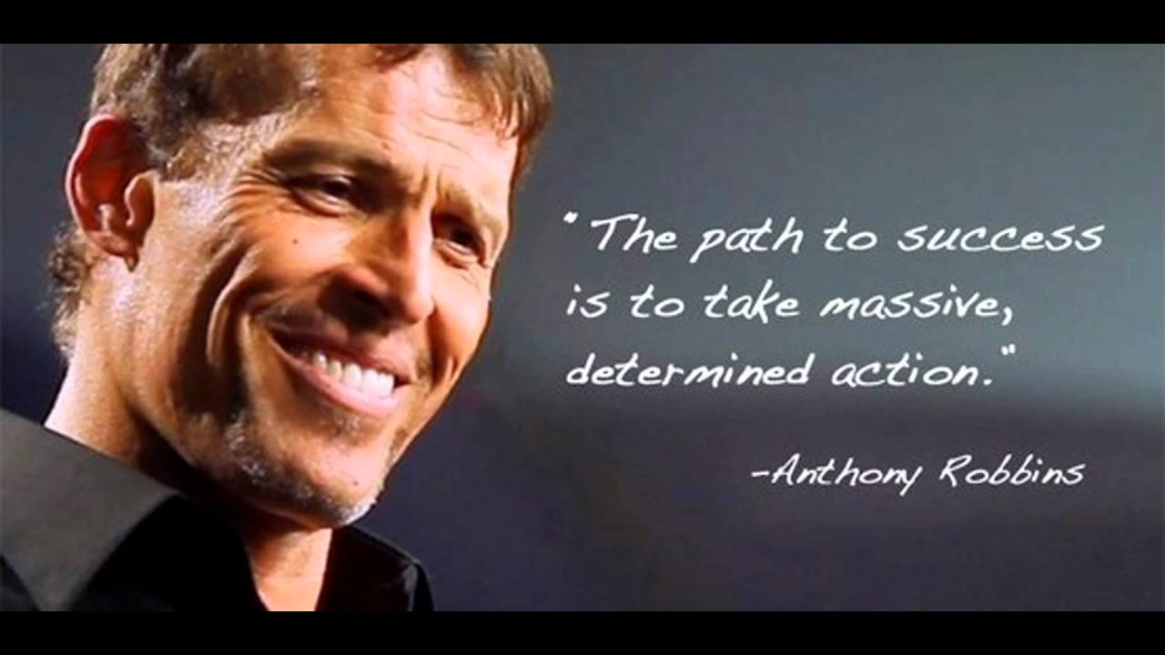 3 Things Tony Robbins Taught