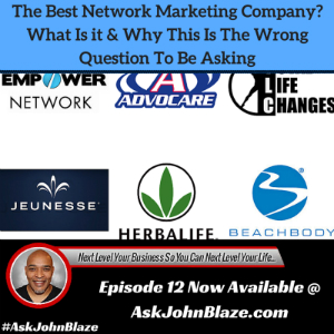 Best Network Marketing Company