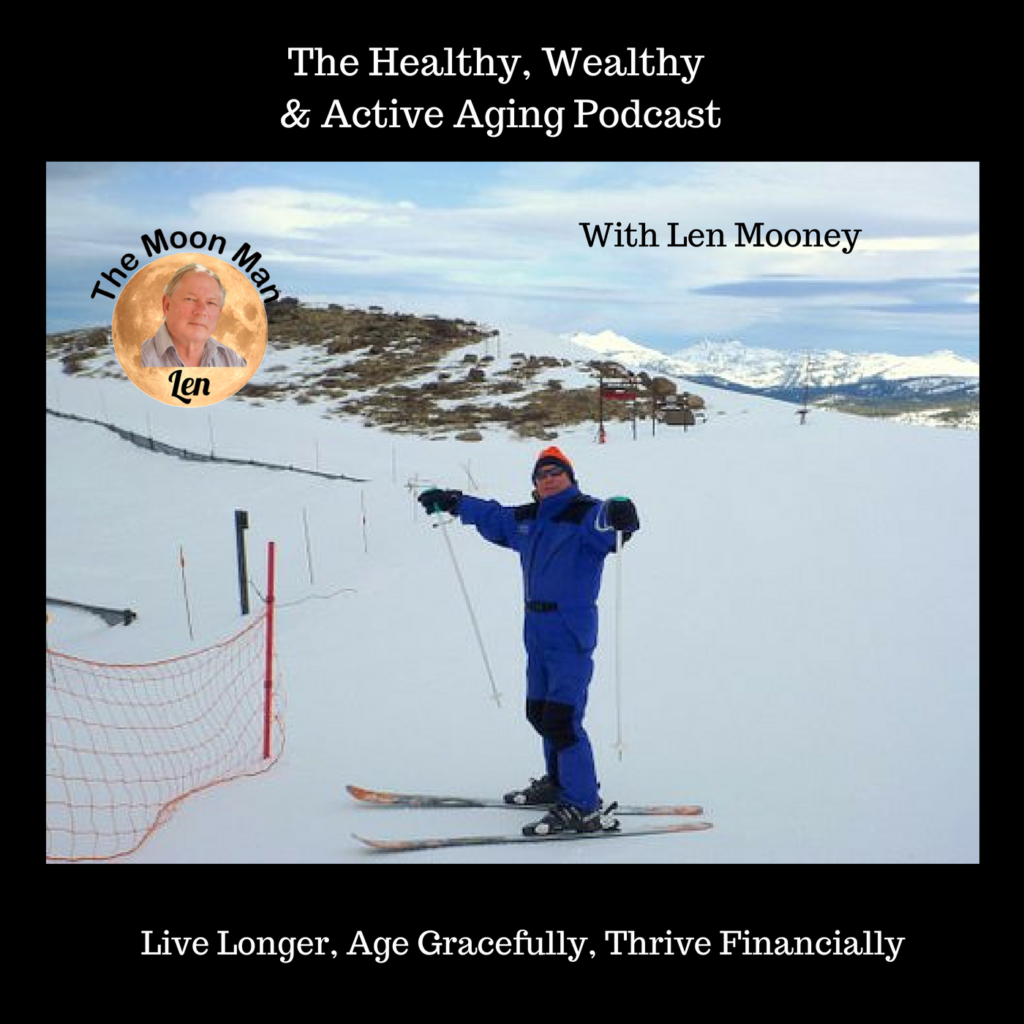 The healthy wealthy & active aging podcast