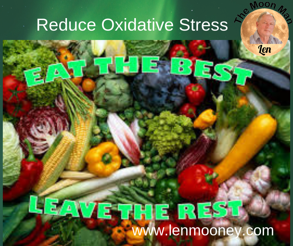 reduce oxidative stress