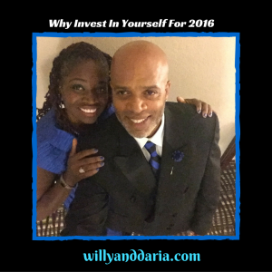 Why invest in yourself for 2016