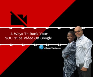 4 Ways To Rank Your Video On Google