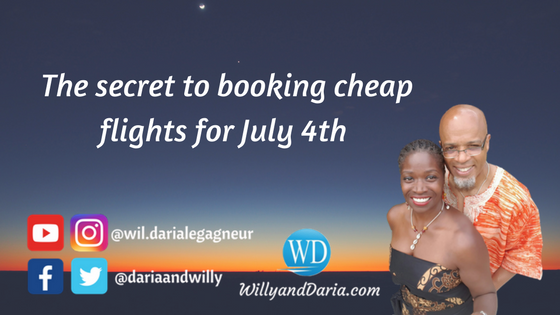 The secret to booking cheap flights for july 4 work with for Cheap flights booking sites