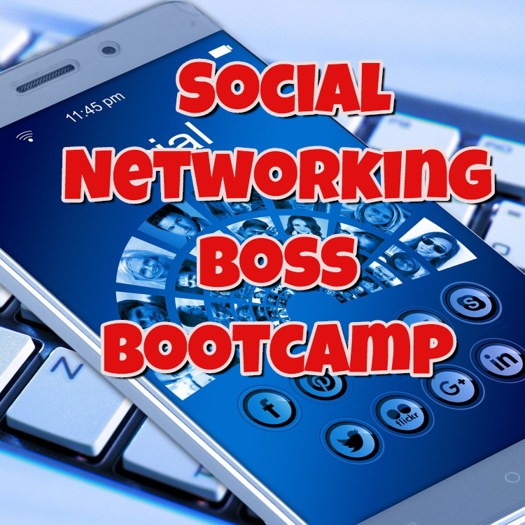 5 Day Free Social Networking Bootcamp