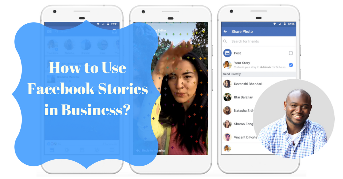 How to Use Facebook Stories in Business?