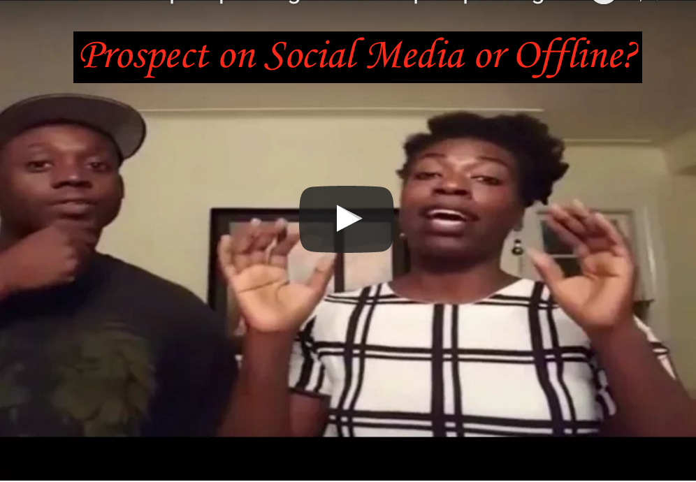 Social media prospecting or offline prospecting which one is better?