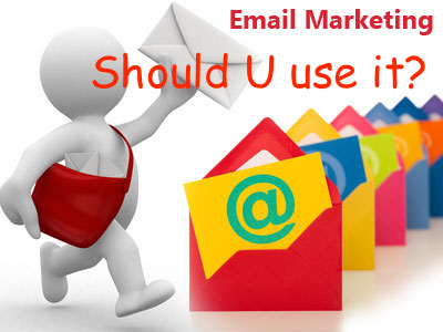 Email marketing why you should use e mail marketing to build your business