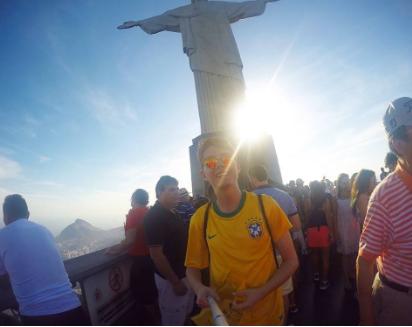 Antonio in Brazil