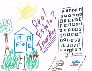 My drawing in video Real Estate Investing