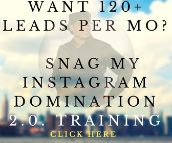 instagram Domination 2.0. Training (2)