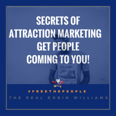 Secrets of Attraction Marketing