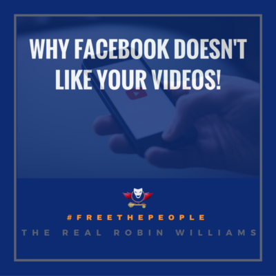 Why Facebook Doesn't Like Your Videos