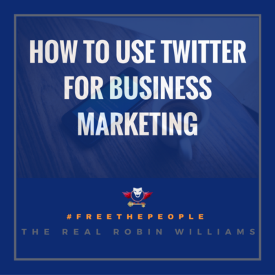 How to Use Twitter For Business Marketing