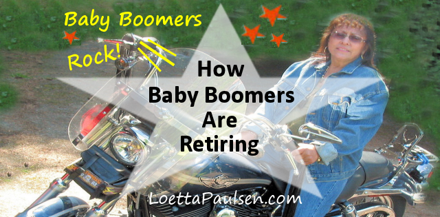 How Baby Boomers Are Retiring Financial Free