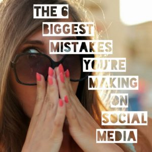 six biggest mistakes