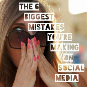 six biggest mistakes