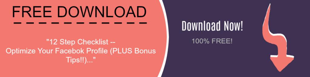 Free Download - 12 step checklist