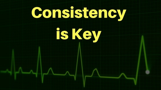 Consistency Is Key For Success in Business