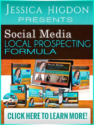 Social Media Local Prospecting