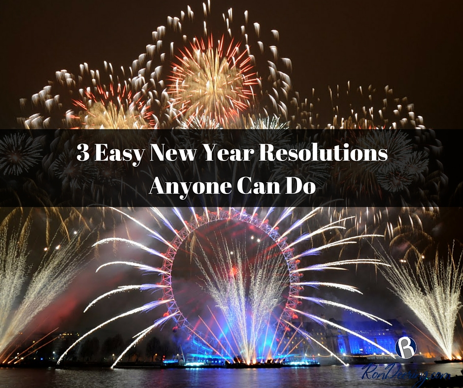 10 New Year S Resolutions Anyone Can Keep