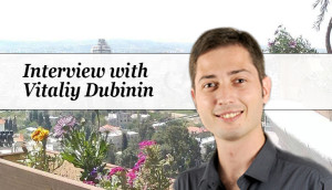 Interview With Network Marketing Leader Vitaliy Dubinin