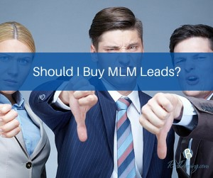 Should I Buy MLM Leads