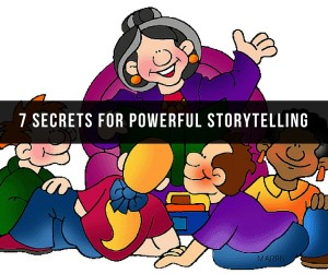 MLM Marketing - 7 Secrets for Powerful StoryTelling