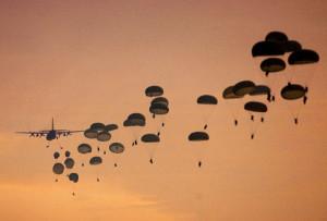 c-130 jump