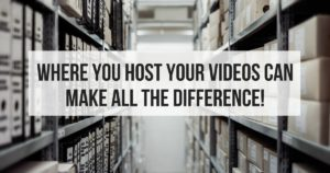 So, you have started your video marketing, and now you need to know Where To Post Your Videos to get the best results, maximum exposure, and secure storage.