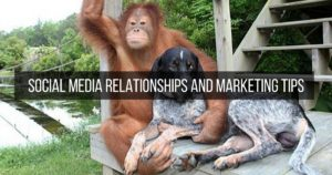 Social Media Relationships And Marketing Tips