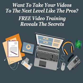 FREE Video Editing Training