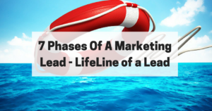 7 Phases Of A Marketing Lead - LifeLine of a Lead