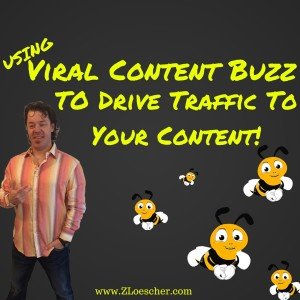 Using Viral Content Buzz TO Drive Traffic To Your Content!